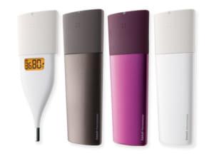 オムロン 婦人用電子体温計