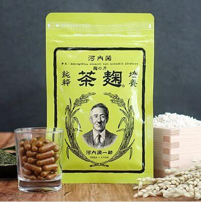 茶麹(乳酸菌入り)サプリ