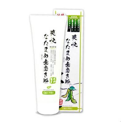 伝統爽快なたまめ歯磨き粉