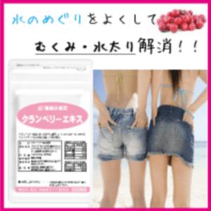 クランベリーエキス【株式会社健康応援団】