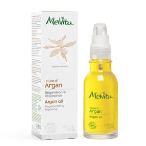 Melvita(メルヴィータ)ビオオイル アルガンオイル (1)