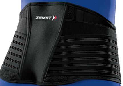 ザムストZW-7(腰用サポーター)