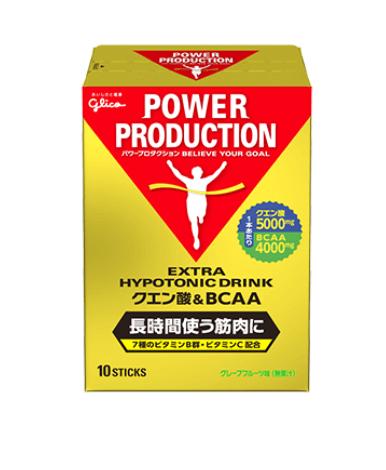 8位エキストラハイポトニックドリンククエン酸&BCAA【グリコ】