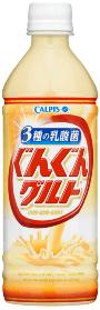 ぐんぐんグルト/アサヒ飲料