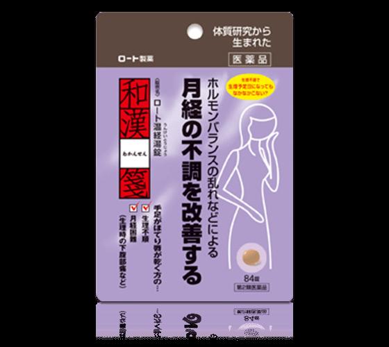 ロート温経湯錠