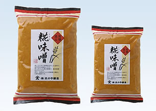 大のや醸造 麹味噌