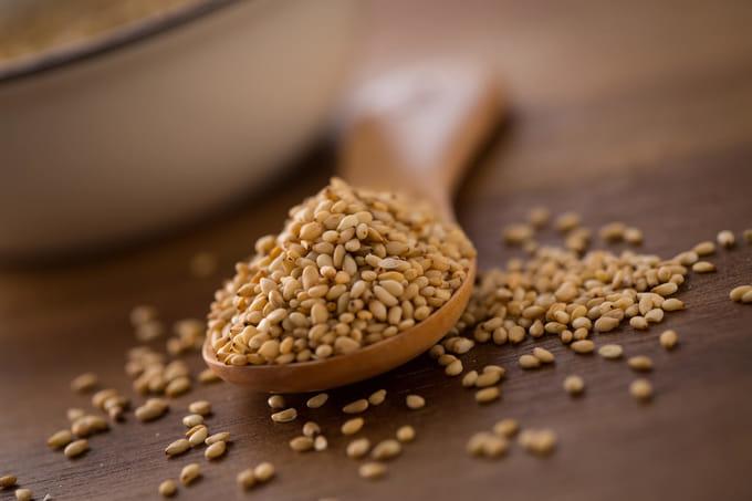 ごま油の栄養成分に期待できる効果・効能