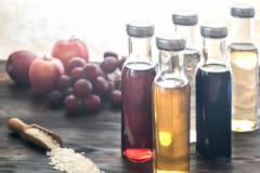 お酢の効果・効能|種類の違いやお酢ダイエットの方法&口コミもご紹介