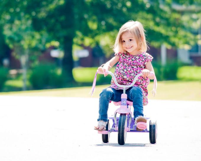 三輪車おすすめ大特集!折りたたみや機能性・デザインなど選び方も紹介