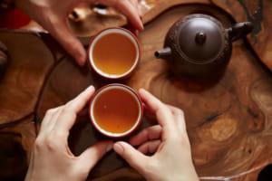 甜茶の効果的な飲み方