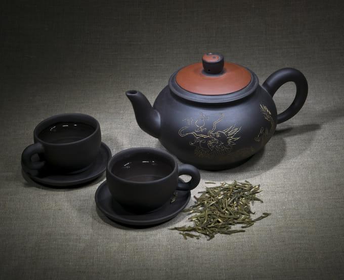 黒烏龍茶の効果的な飲み方