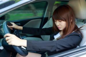 運転前に摂取してはいけない