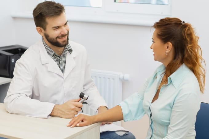 重症の場合は皮膚科で治療が必要!