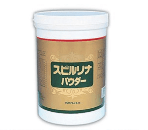 スピルリナパウダー【ジャパン・アルジェ株式会社】