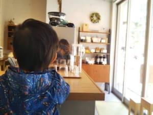 タワニコ 店内2