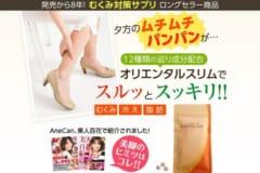 オリエンタルスリムの口コミと効果|脚のむくみやダイエットに本当に効くの?